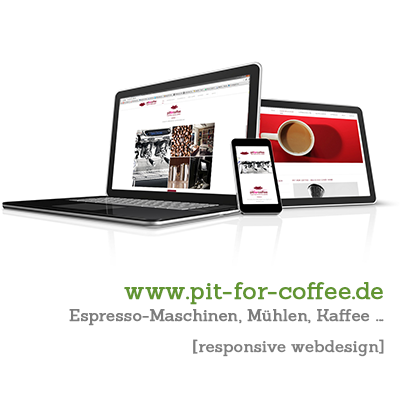 designwerk marcus volz webdesign responsive pit for coffee